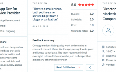 Centogram Provides 5 Star Customer Service