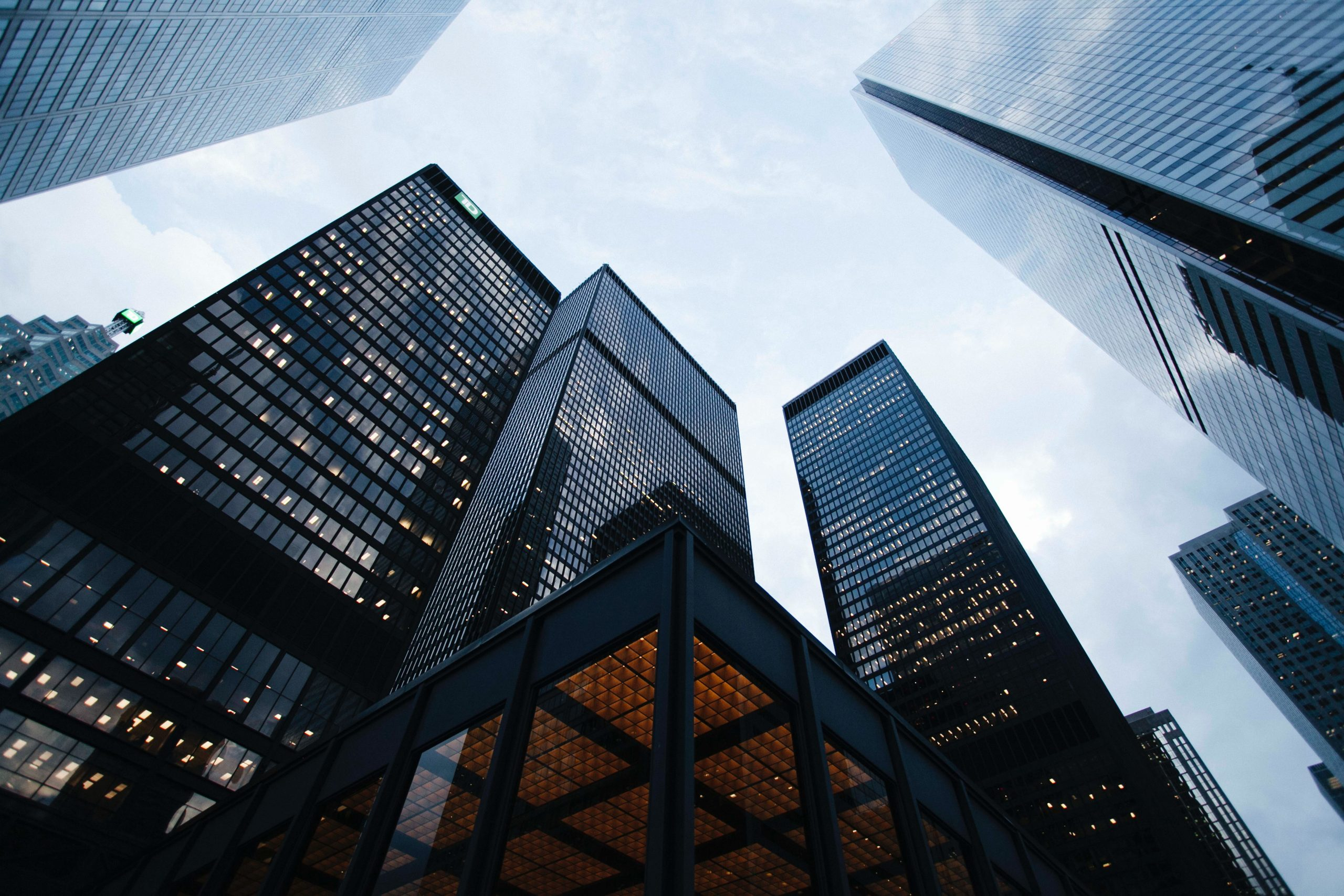 Tall Business Buildings